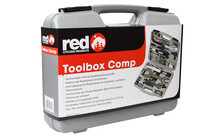 Herramienta para bicicleta Red Cycling Products Toolbox Comp